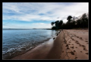 Beach near South Queensferry