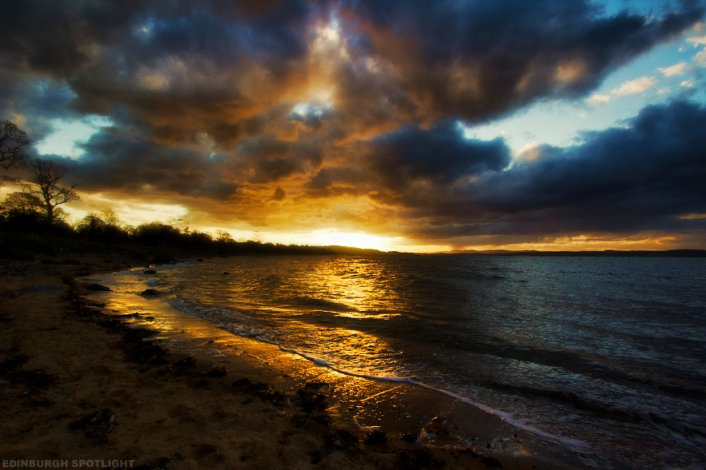 Cramond sunset